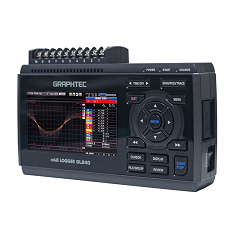Graphtec GL240 data logger